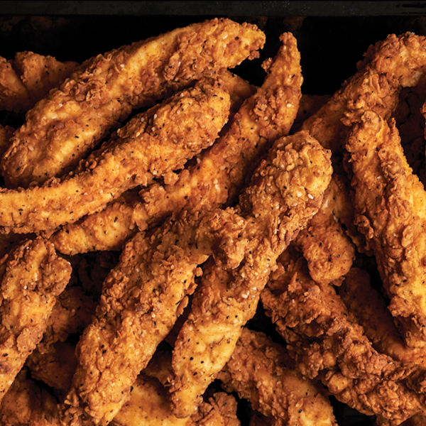 Chicken Tender Pile