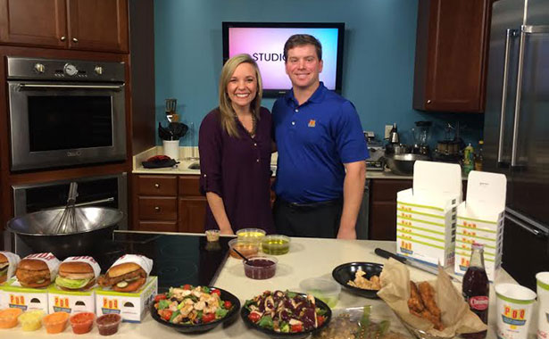 In The Kitchen With Studio 10