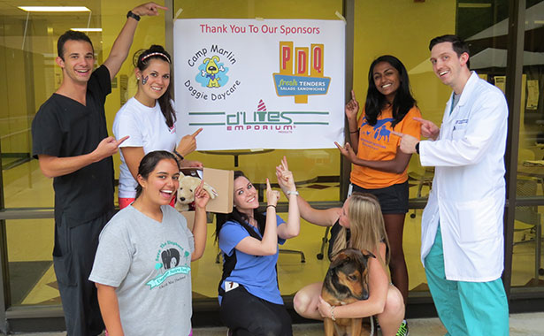 PDQ Gainesville Supports The Josh and Friends Project