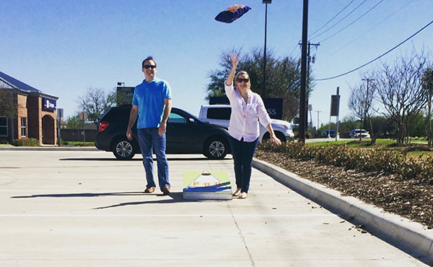 PDQ North Texas Team Up to Combat Child Abuse with Cornhole Tournament