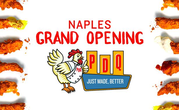 Naples Grand Opening