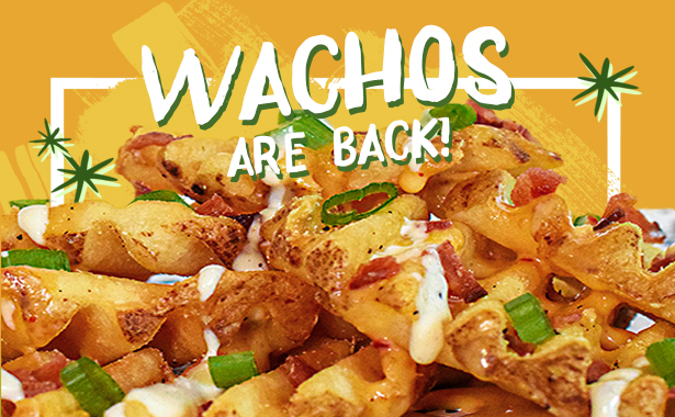 Wachos are back