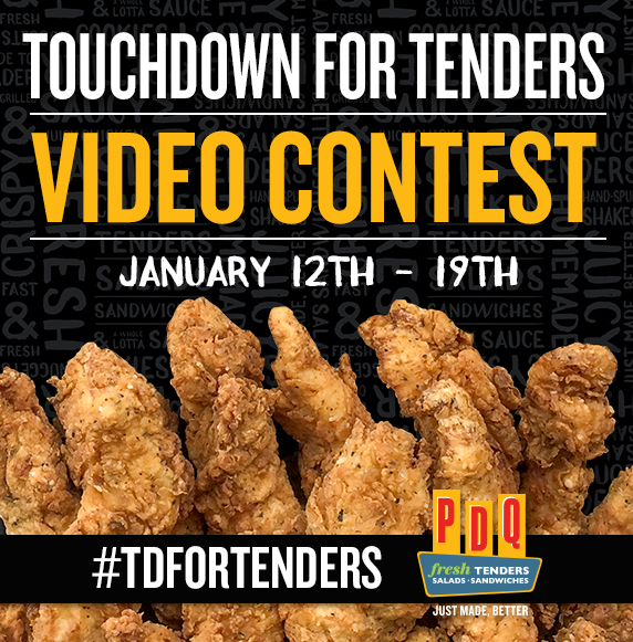 Touchdown For Tenders Contest_Web Ad
